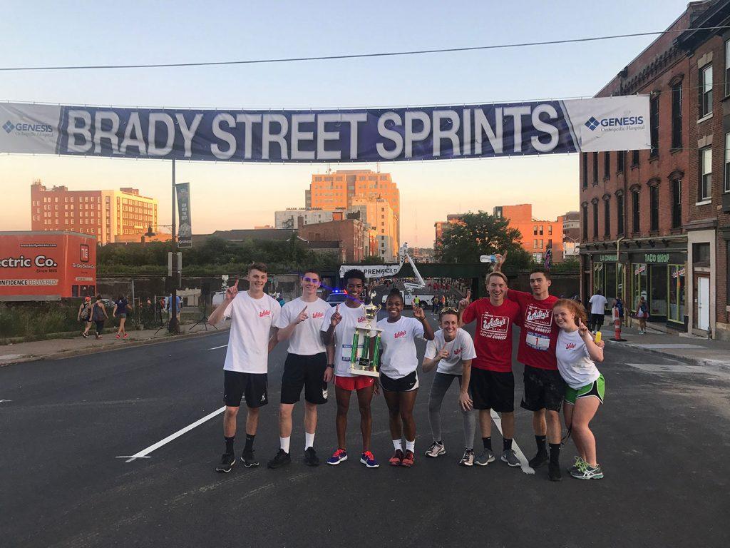 Brady Street Sprints