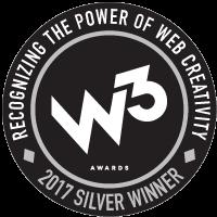 W³ Silver Award