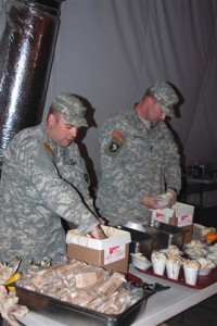 Serving-the-troops-
