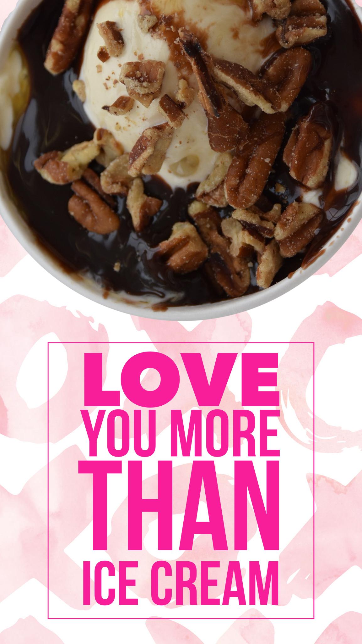 more than ice cream