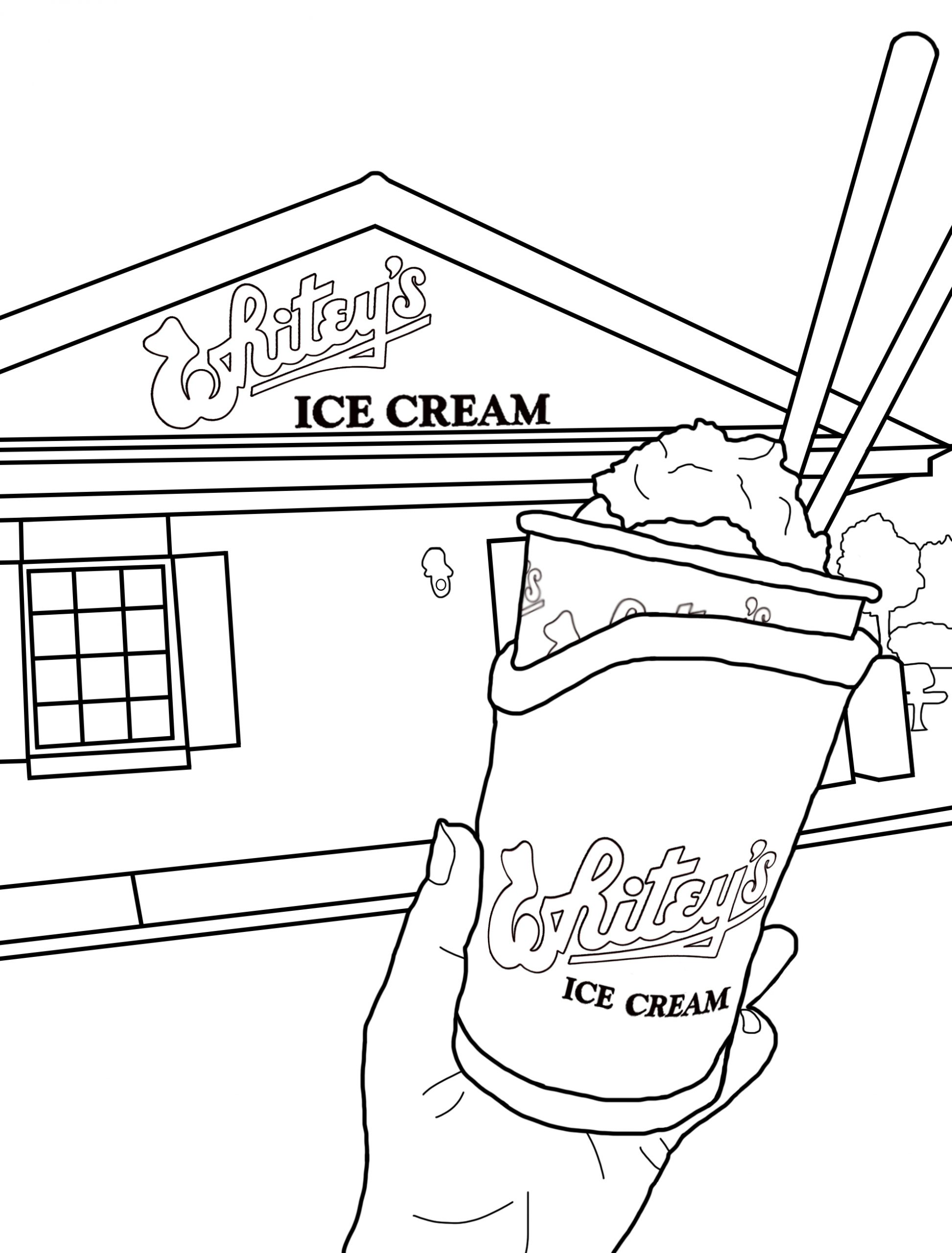 Whitey's Ice Cream Store and Shake